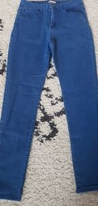 Forever 21 High Waisted Skinny Jeans 28 NWOT